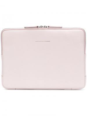 Сумка для ноутбука 13 на молнии Horizn Studios. Цвет: розовый и фиолетовый