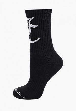 Носки Juicy Couture. Цвет: черный
