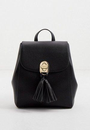 Рюкзак Trussardi. Цвет: черный