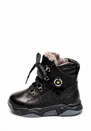 Ботинки Tutubi. Цвет: черный