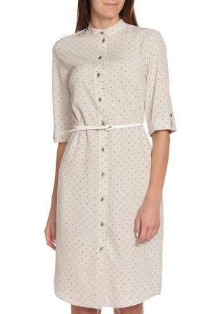 Платье Рокси Kristina. Цвет: серый