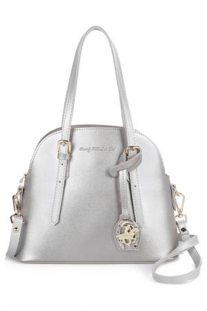 Bag BEVERLY HILLS POLO CLUB. Цвет: silver