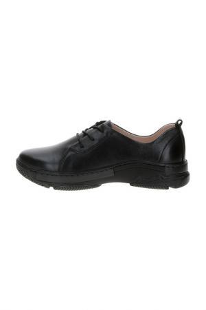 Туфли DAKKEM. Цвет: черный