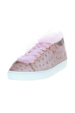 Кеды HOGL. Цвет: розовый