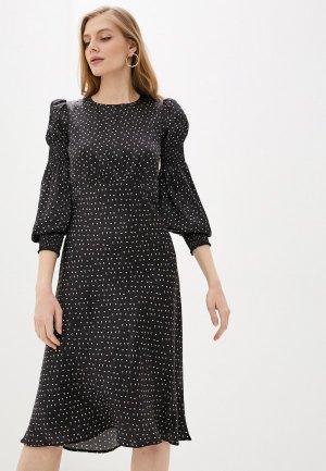 Платье LAutre Chose L'Autre. Цвет: черный