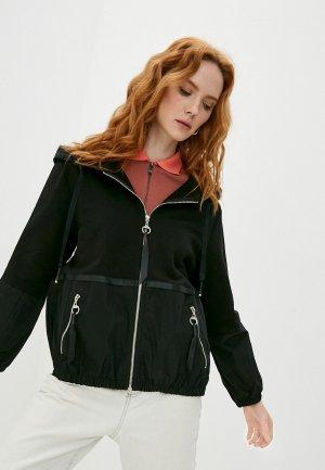Куртка Harmont & Blaine. Цвет: черный