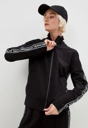 Олимпийка Michael Kors. Цвет: черный