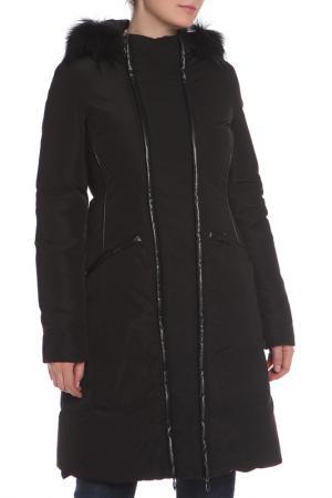 Пальто Acasta. Цвет: черный