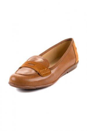 Туфли CRESSY. Цвет: коричневый