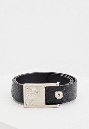 Ремень Versace Collection. Цвет: черный