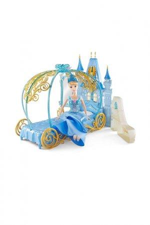 Набор Спальня Золушки Disney Princess. Цвет: голубой
