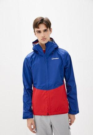 Куртка Berghaus. Цвет: синий