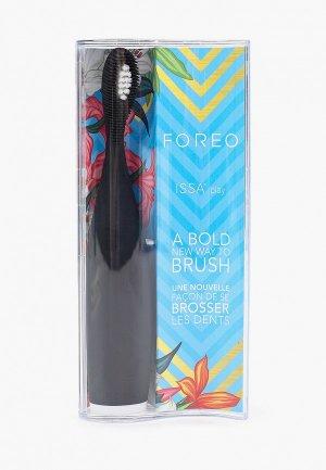 Электрическая зубная щетка Foreo. Цвет: черный