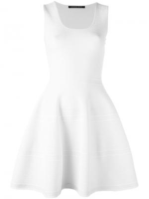 Платье Agathea Antonino Valenti. Цвет: белый