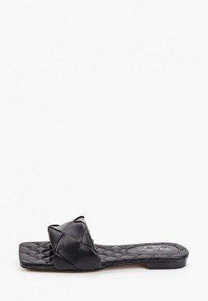 Сабо Just Couture. Цвет: черный
