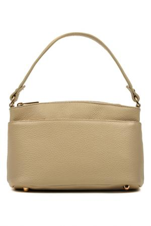 Bag LUISA VANNINI. Цвет: beige