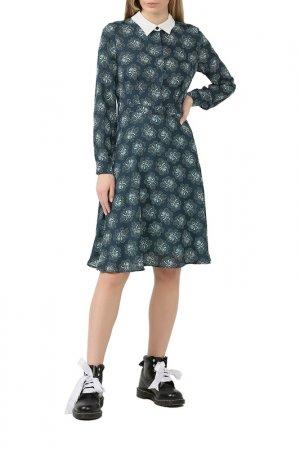 Платье BELUCCI. Цвет: зеленый