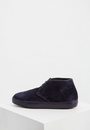 Ботинки Fratelli Rossetti One. Цвет: синий