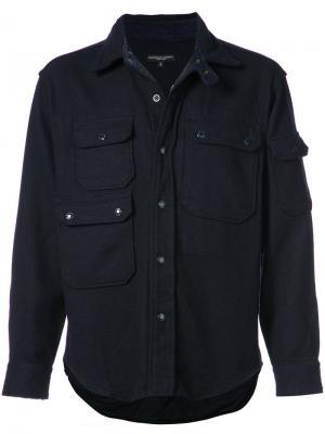 Куртка карго Engineered Garments. Цвет: синий