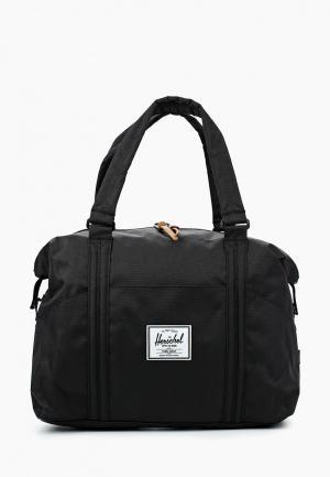 Сумка спортивная Herschel Supply Co. Цвет: черный