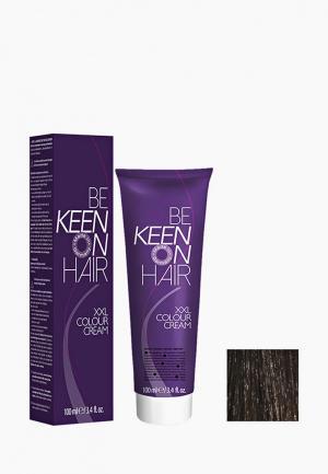 Краска для волос Keen. Цвет: коричневый