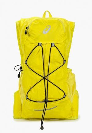 Рюкзак ASICS. Цвет: желтый