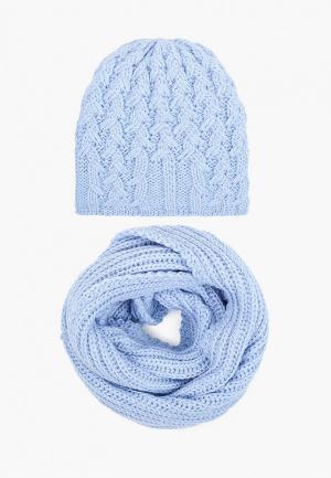 Комплект TrendyAngel. Цвет: голубой