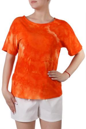 Пижамный комплект Sonett. Цвет: молочно-оранжевый