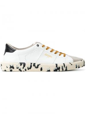 Tennis sneakers Golden Goose Deluxe Brand. Цвет: белый