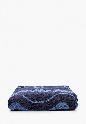 Полотенце Kenzo. Цвет: синий
