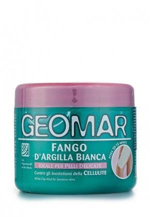 Глина для тела Geomar. Цвет: белый