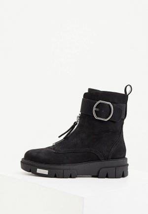 Ботинки DKNY. Цвет: черный
