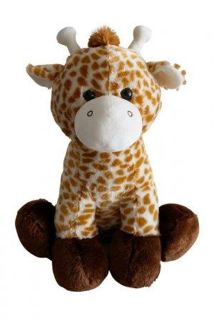 Мягкая игрушка Жираф 60 см MOLLI. Цвет: коричневый