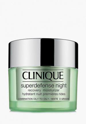 Крем для лица Clinique. Цвет: зеленый
