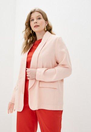 Жакет Svesta. Цвет: розовый