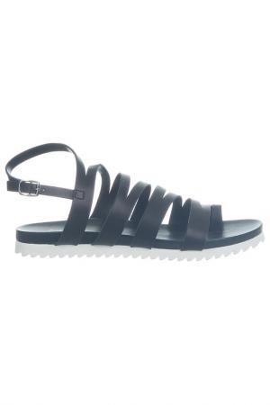 Sandals IOANNIS. Цвет: черный