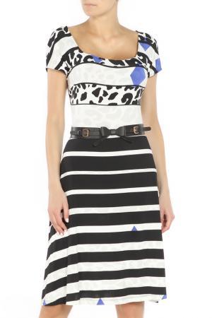 Платье Angelo Marani. Цвет: белый