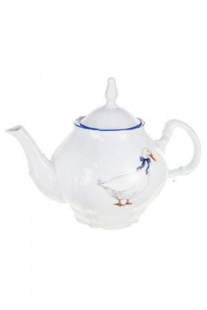 Чайник 1,2 л THUN. Цвет: белый