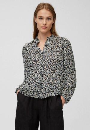 Блуза Marc OPolo O'Polo. Цвет: черный