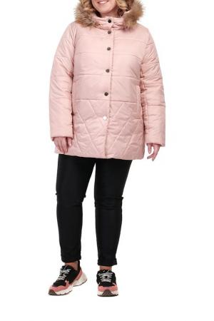 Куртка Modress. Цвет: пыльная роза