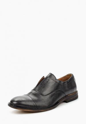 Туфли Piazza Italia. Цвет: черный