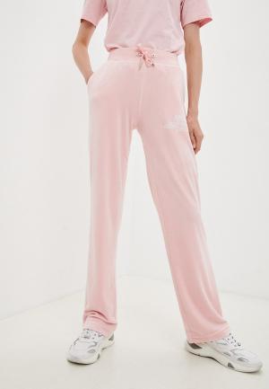 Брюки спортивные Juicy Couture. Цвет: розовый