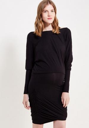Платье 9fashion Woman. Цвет: черный