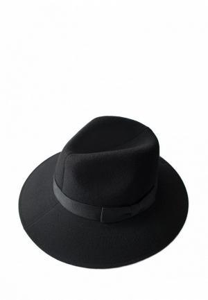 Шляпа EleGant. Цвет: черный