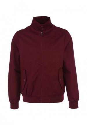 Куртка Merc. Цвет: бордовый