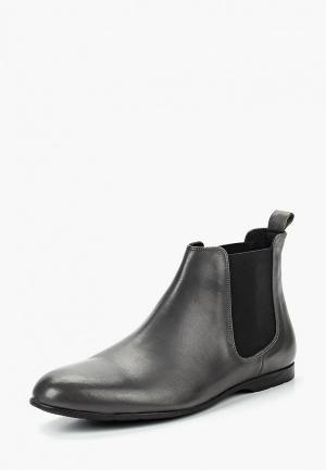 Ботинки Tamboga. Цвет: серый