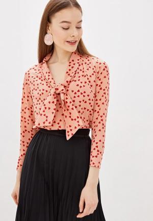 Блуза Camomilla Italia. Цвет: розовый