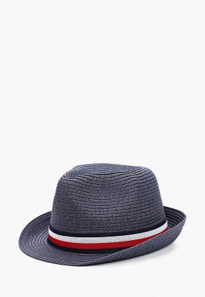 Шляпа Tommy Hilfiger. Цвет: синий