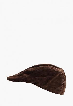 Кепка Piazza Italia. Цвет: коричневый