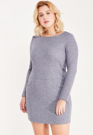 Платье Betty Barclay. Цвет: голубой